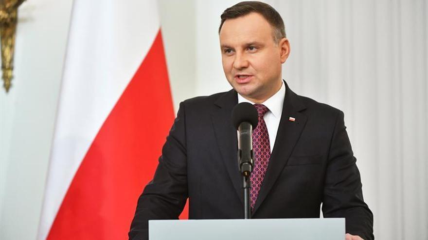 El presidente polaco a favor de más limitaciones al aborto eugenésico