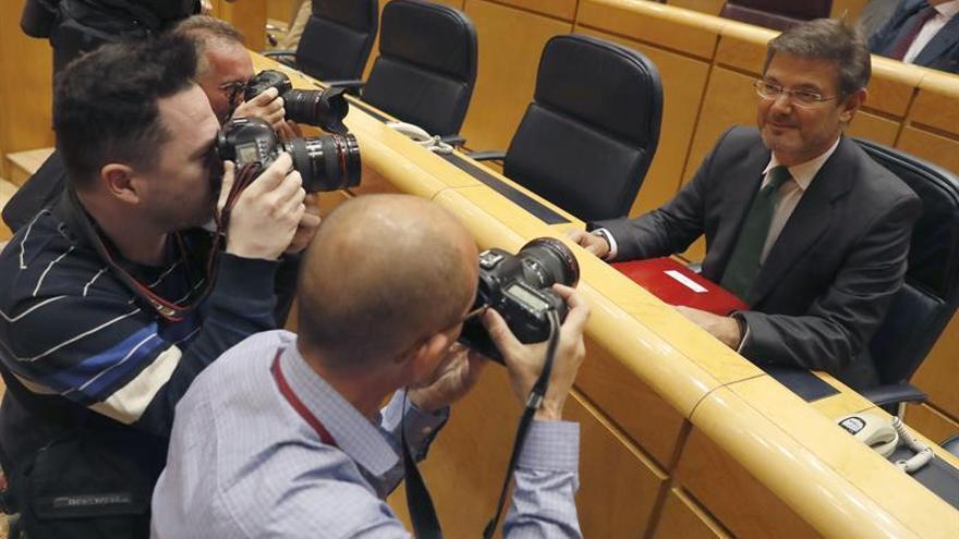 La oposición carga contra Catalá y Zoido, que niegan injerencias en caso Lezo