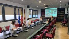La distancia de dos metros, requisito para la reincorporación de los empleados públicos de Castilla-La Mancha