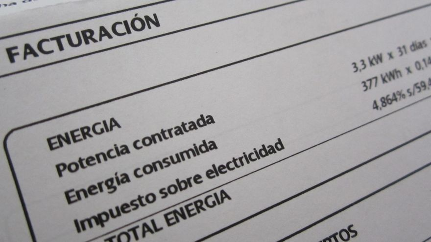 Economía/Energía- El nuevo modelo de factura de luz arranca hoy, con desglose de costes regulados y fuentes de origen