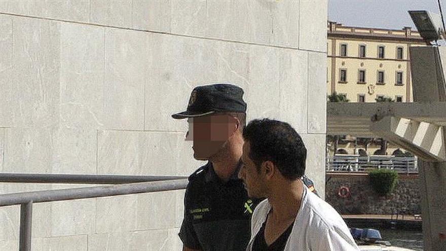 A disposición judicial el presunto asesino de su expareja en Melilla