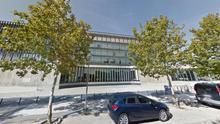 Palacio de Justicia de Huesca