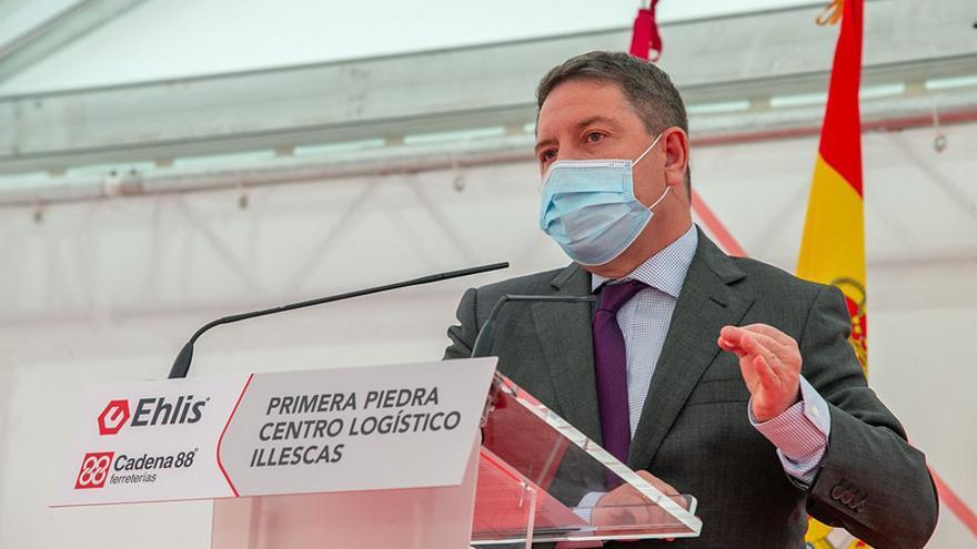 """García-Page firmará la próxima semana con las diputaciones el Plan de Empleo """"más importante"""" de Castilla-La Mancha"""