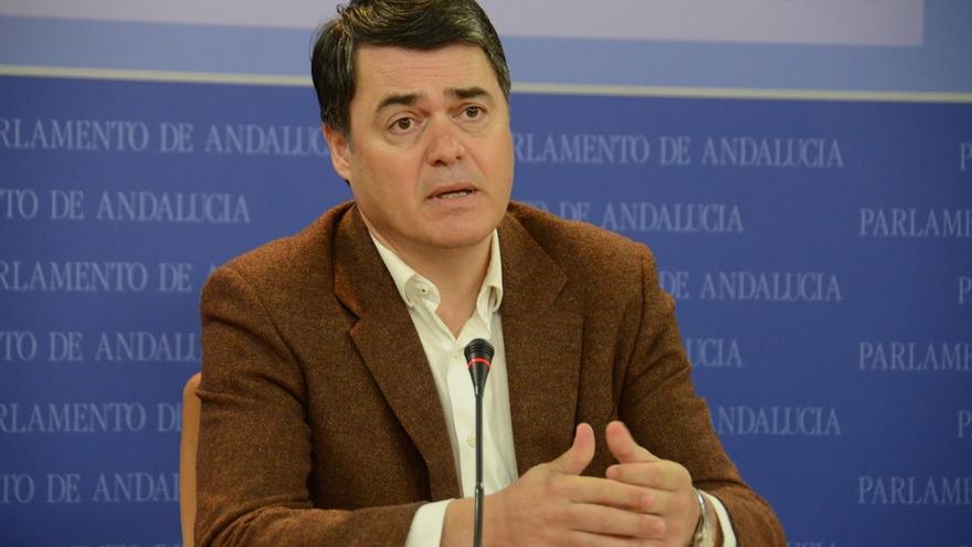 """Rojas (PP-A) pide a Gracia que garantice la """"pluralidad democrática"""", en lugar de actuar como """"comodín"""" de Díaz"""