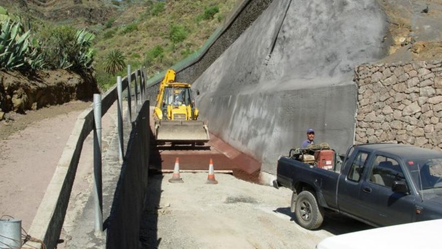 De las obras ilegales en Agaete #25