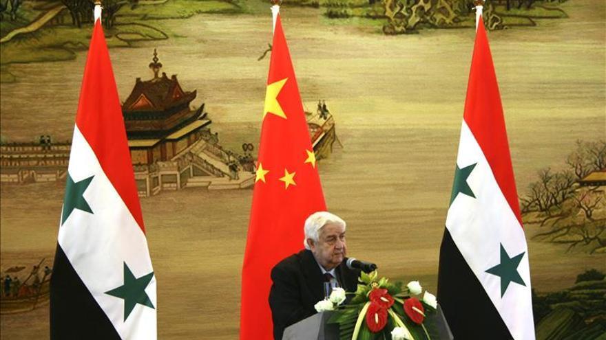 Damasco advierte a Riad de que no intervenga con tropas terrestres en Siria