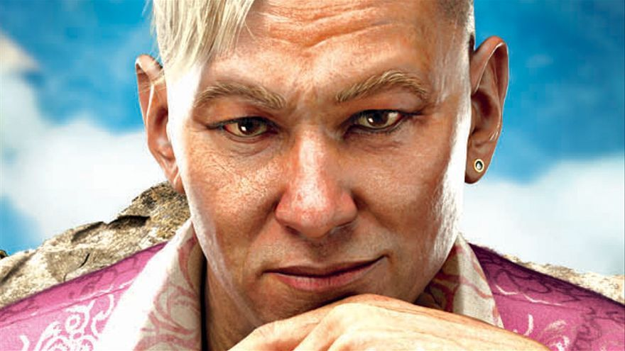 Pagan Min Far Cry 4