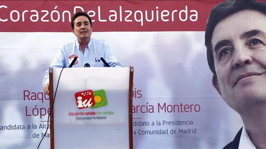 García Montero: en jornada de reflexión el Gobierno dijo que ETA causó el 11M