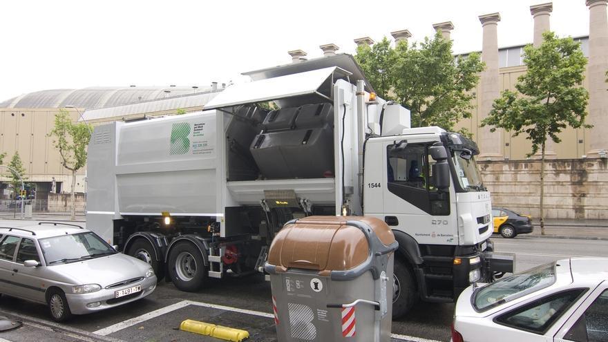 Barcelona investiva si FCC falseó datos de la recogida de basura de la ciudad para aumentar ingresos