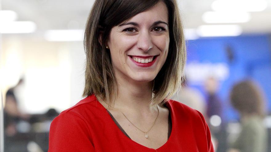 Sofía Miranda, candidata de Ciudadanos / Foto: Marta Jara