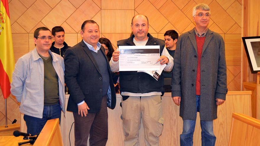La Roda de Andalucía (Sevilla) entrega los primeros microcréditos municipales.