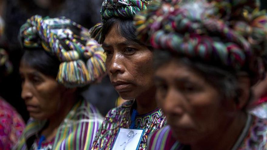 La CIDH denuncia que en Guatemala los indígenas todavía sufren de esclavitud
