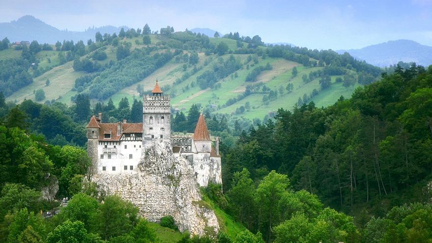 Castillo de Bra, Rumanía