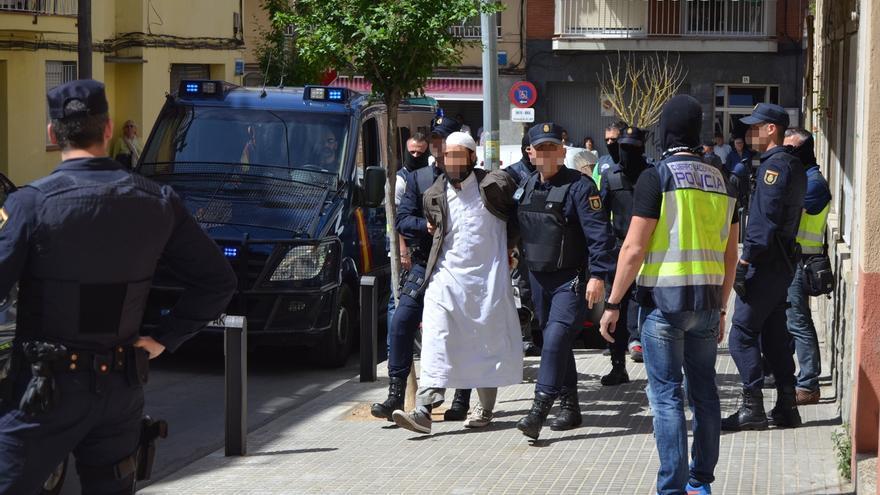 Los detenidos por yihadismo en Barcelona usaban una mezquita para sus reuniones donde captaban terroristas