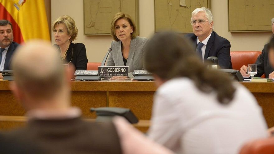 El congreso pide al gobierno que incluya en los for Gobierno exterior