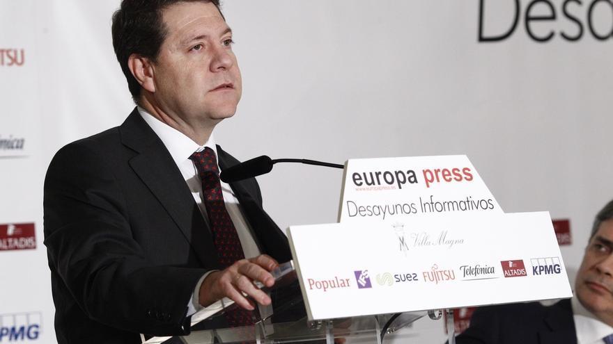 """García-Page apunta que Luena habría """"limpiado el censo"""" si le hubieran surgido plataformas de críticos"""