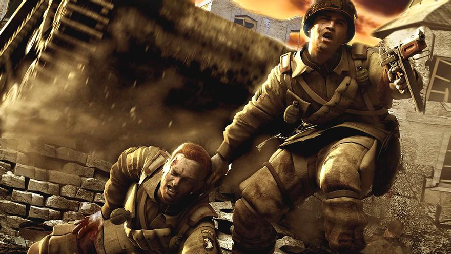 La saga de videojuegos 'Brothers in arms' prepara su propia serie de televisión