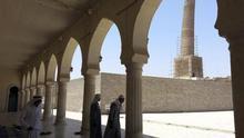 Irak anuncia el próximo asalto a la mezquita de Mosul simbólica para el EI