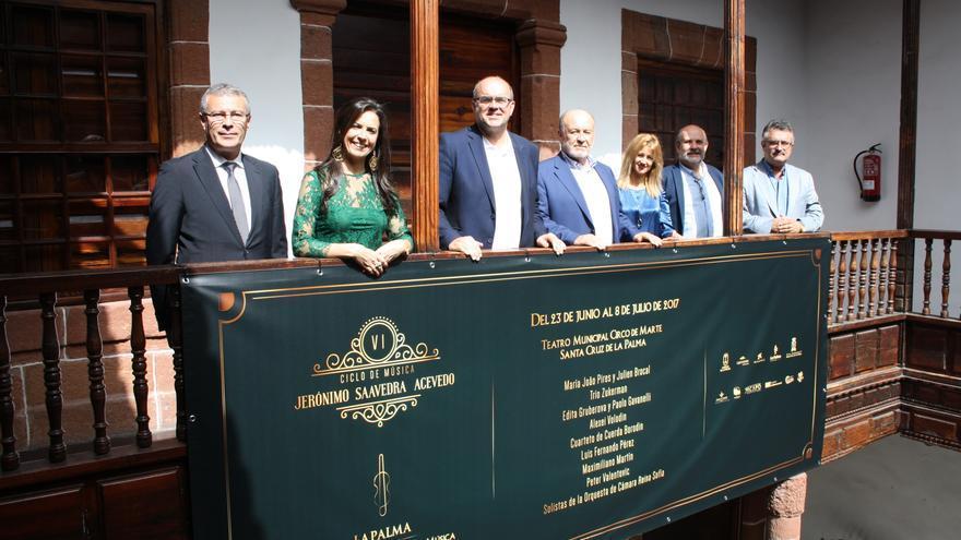 El Festival Internacional de Música ha sido presentado este viernes en la Casa Salazar.