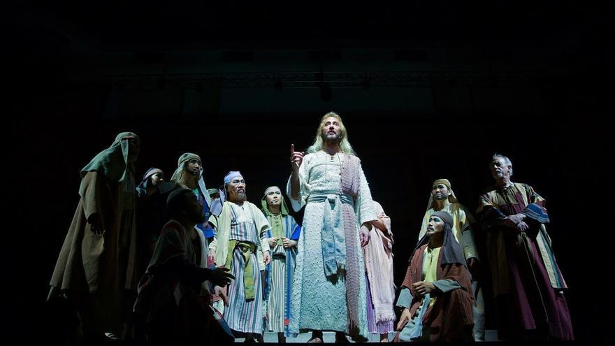 Las iglesias evangélicas de Bizkaia participarán este domingo, por vez primera, en una procesión de Semana Santa