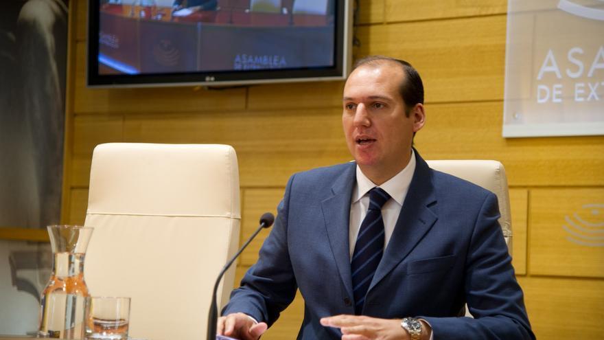 Luis Alfonso Hernández Carrón, PP Extremadura / GobEx