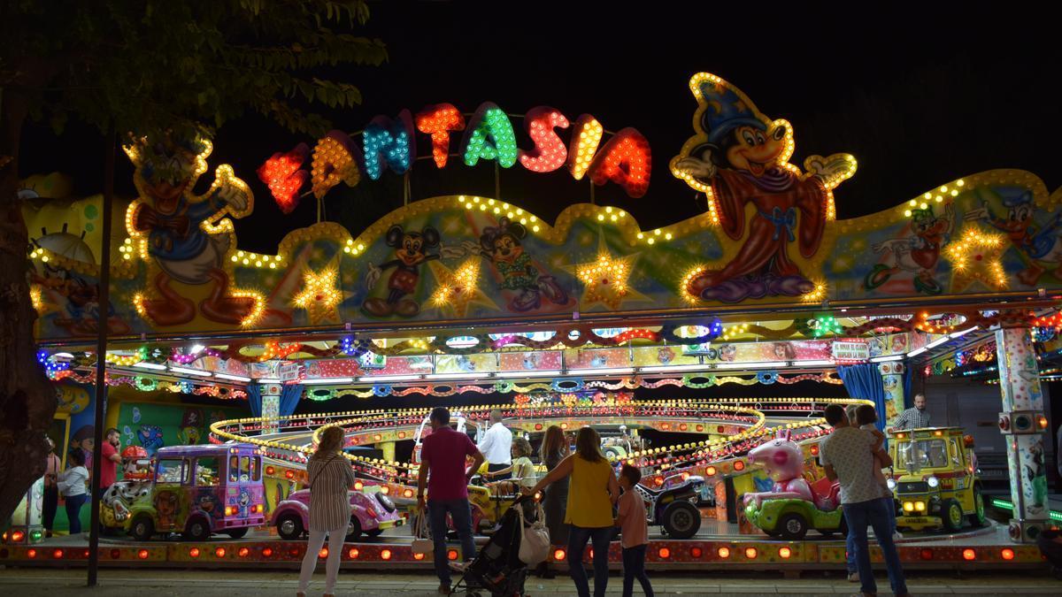 Imagen de archivo de la Feria de Almodóvar.