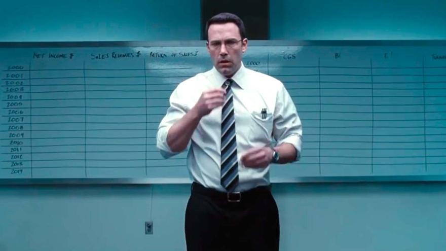Fotograma de la película 'El contable'