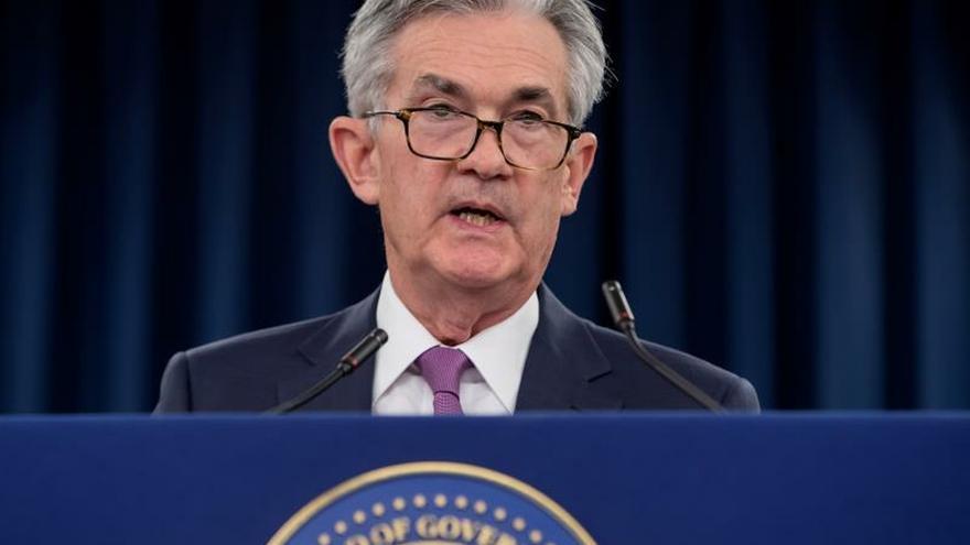 """La Fed observa una """"ligera mejoría"""" en EE.UU. pese a la inquietud por la guerra comercial"""