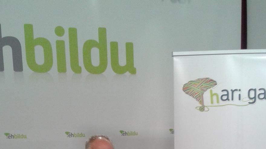 """EH Bildu dice que """"cabe esperar coincidencias programáticas"""" con Podemos, por lo que no descarta acuerdos"""