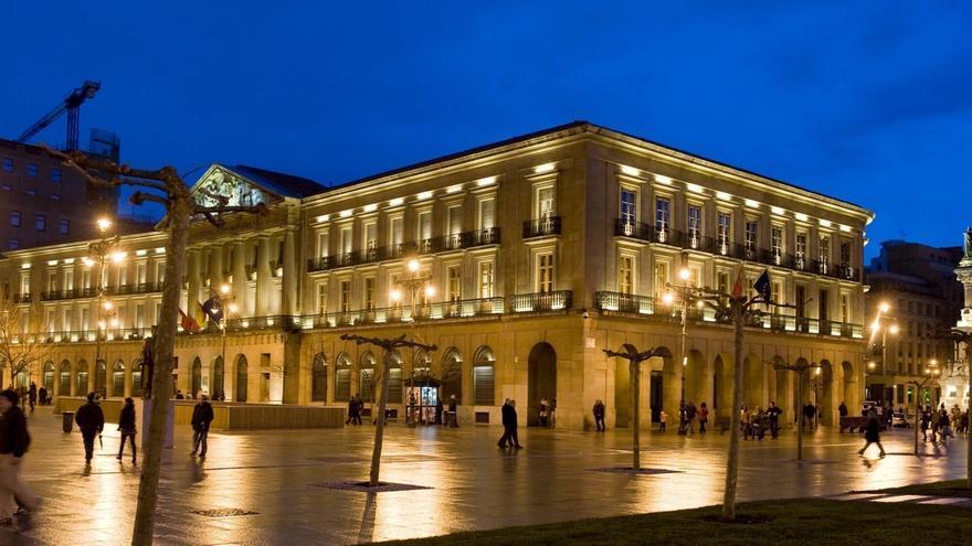El Palacio de Navarra dispone ya de licencia de actividad otorgada por el Ayuntamiento de Pamplona
