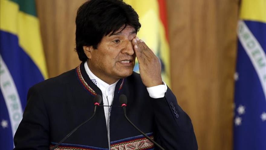 Evo Morales revela que en 2007 que tuvo un hijo que falleció