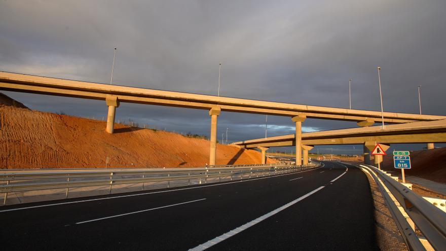 La autopista Cartagena-Vera, en concurso de acreedores con una deuda de unos 550 millones