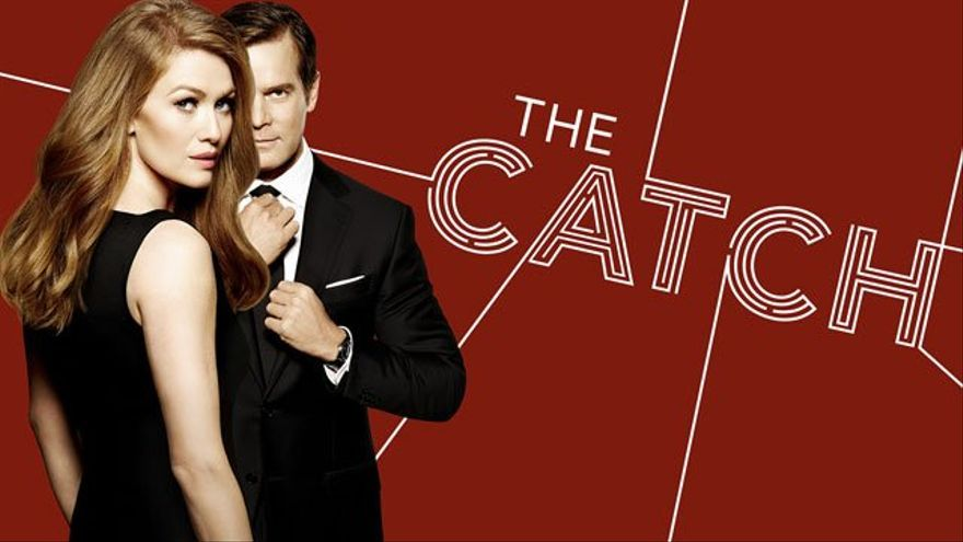 Los protagonistas de 'The Catch'