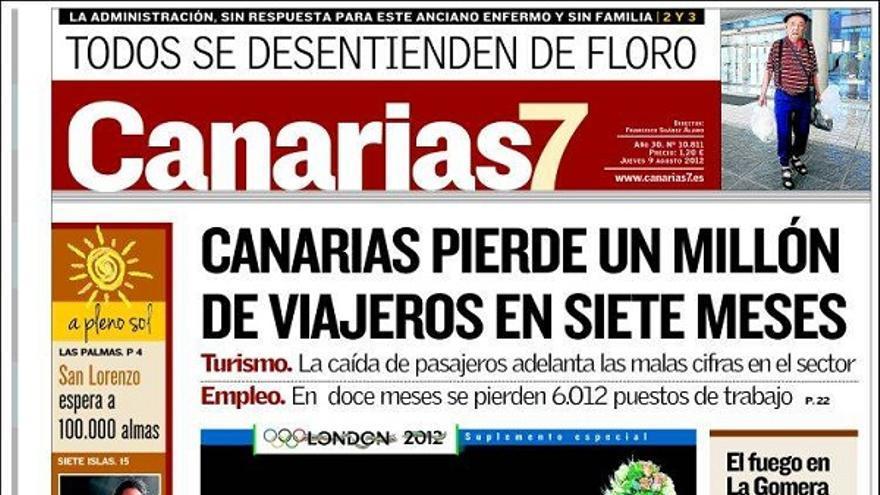 De las portadas del día (09/08/2012) #2