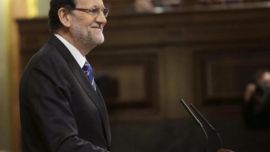 """Rajoy asegura que el debate hoy es el de una nación """"que ha salido de la pesadilla"""""""