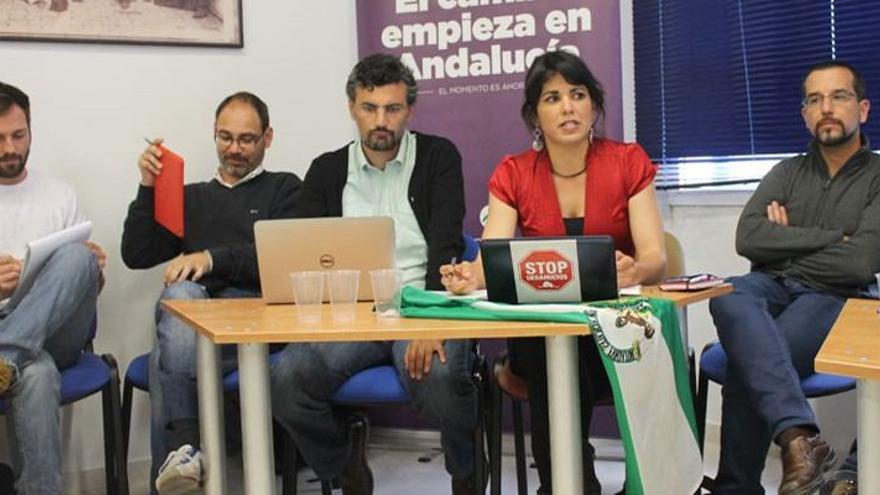 Podemos de Andalucía.