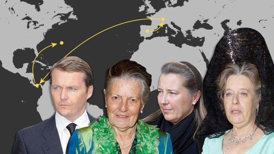 Los familiares del rey utilizaron las mismas sociedades pantalla que las grandes tramas de corrupción españolas