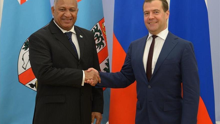 Fiyi quiere cambiar de bandera para dejar atrás su pasado colonial