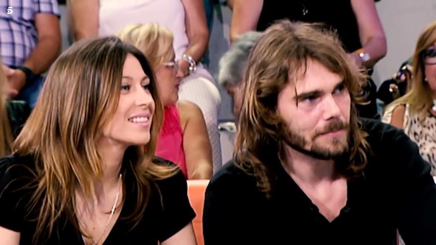 Fayna y Carlos Navarro 'El Yoyas' en una de sus apariciones televisivas