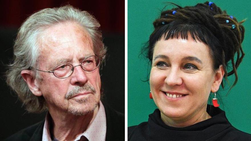 El rey Carlos Gustavo entrega unos polémicos Nobel por el premio a Handke