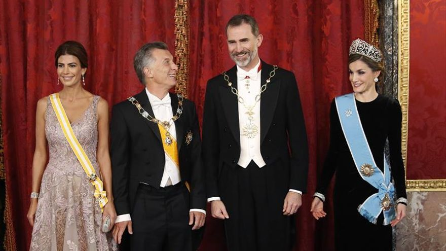Los Reyes y Macri inauguran hoy la feria de arte ARCO