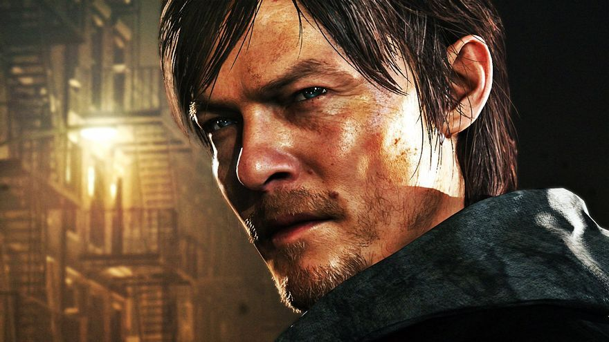 El protagonista de 'P.T.', el actor Norman Reedus ('The Walking Dead')