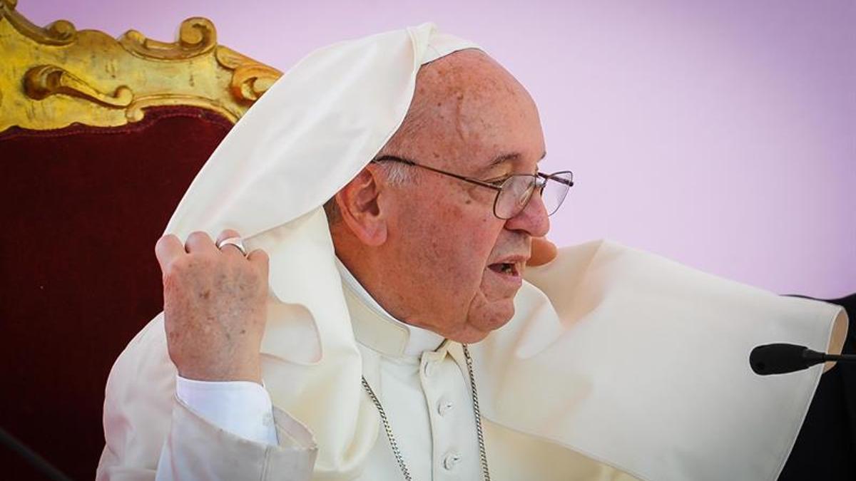 El Papa defiende que tras la pandemia se debe construir una sociedad más justa