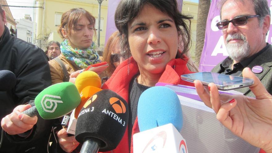 """Rodríguez dice a la dirección de Podemos que sus """"condiciones"""" para la investidura de Díaz son """"imprescindibles"""""""