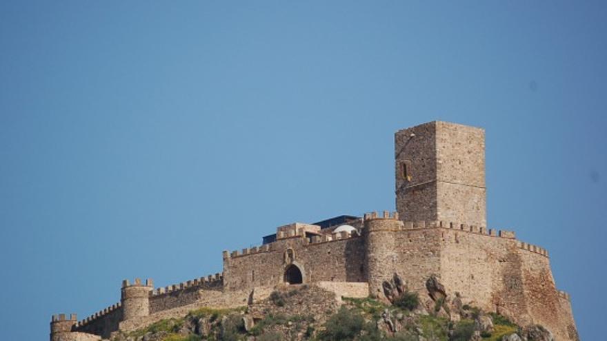 Castillo de Alconchel ( Badajoz)