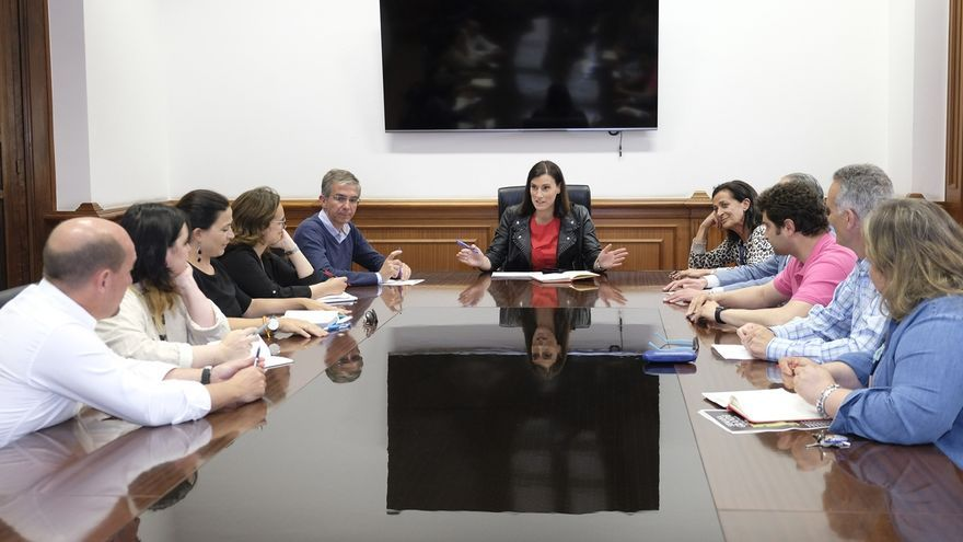 César Díaz será el portavoz del grupo 'popular' en el Ayuntamiento