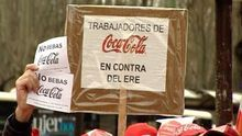 La readmisión de los despedidos de Coca-Cola será voluntaria para cada trabajador afectado