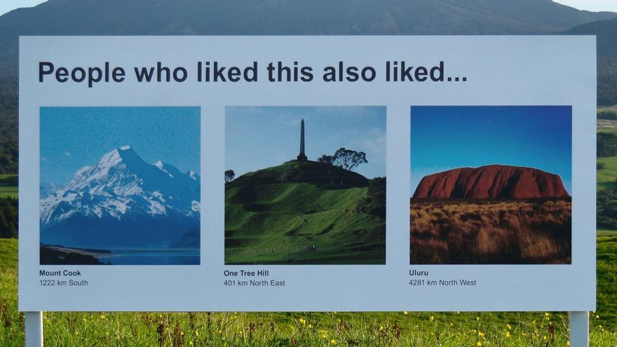 Estas son los lugares que sugieren a los visitantes del Monte Taranaki