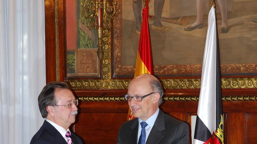Ceuta reclama a Hacienda una compensación adicional por el coste de la frontera en las arcas municipales