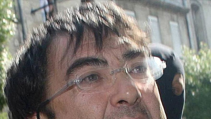 Piden un año y medio de cárcel a un hombre por colocar pancartas de Thierry